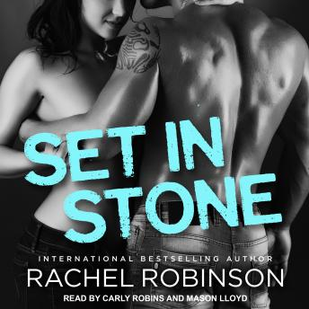 Set in Stone, Rachel Robinson