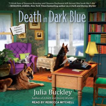 Death in Dark Blue, Julia Buckley