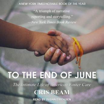 To the End of June: The Intimate Life of American Foster Care, Cris Beam