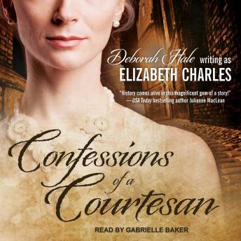 Confessions of a Courtesan details