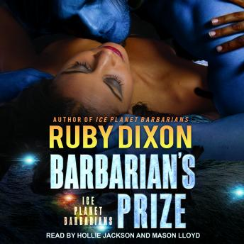 Download Barbarian's Prize: A SciFi Alien Romance by Ruby Dixon