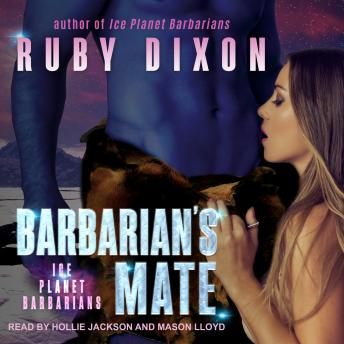 Download Barbarian's Mate: A SciFi Alien Romance by Ruby Dixon