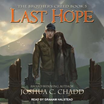 Download Last Hope by Joshua C. Chadd