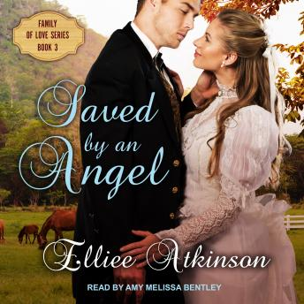 Saved by an Angel: A Western Romance Story