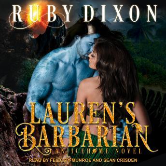 Lauren's Barbarian: A SciFi Alien Romance