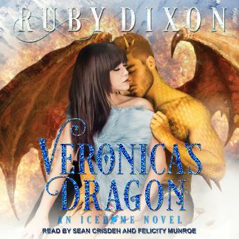 Veronica's Dragon: A SciFi Alien Romance