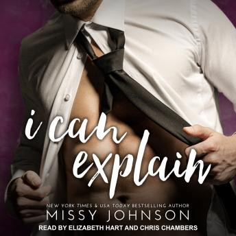 I Can Explain, Audio book by Missy Johnson
