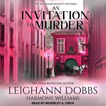 Download Invitation To Murder by Leighann Dobbs, Harmony Williams
