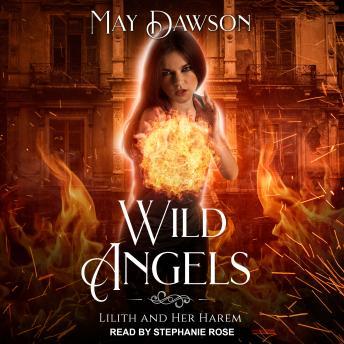 Wild Angels: A Reverse Harem Paranormal Romance details