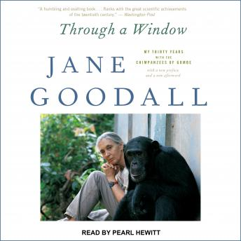Download Through a Window: My Thirty Years with the Chimpanzees of Gombe by Jane Goodall