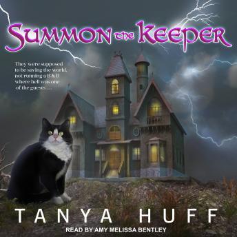 Keeper's Chronicles, Books 1-3 - Tanya Huff
