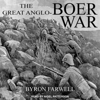 Download Great Anglo-Boer War by Byron Farwell