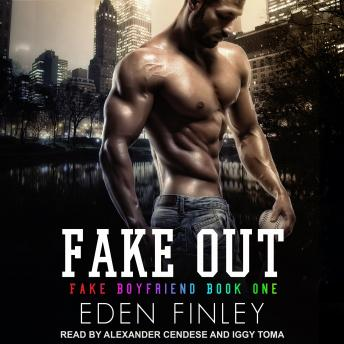 Download Fake Out by Eden Finley