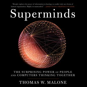 Superminds: The Surprising Power of People and Computers Thinking Together details
