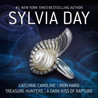 Catching Caroline, Iron Hard, Treasure Hunters, & A Dark Kiss of Rapture