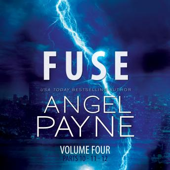 Fuse: The Bolt Saga Volume 4: Parts 10, 11 & 12