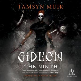 Gideon the Ninth, Audio book by Tamsyn Muir