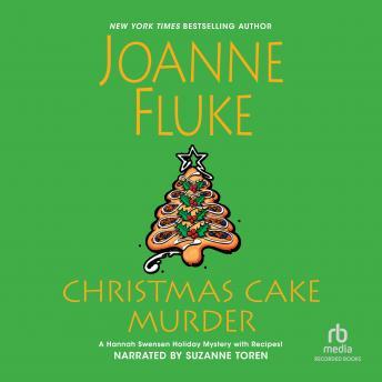 Christmas Cake Murder