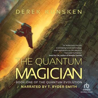 Quantum Magician details
