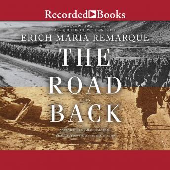 Road Back: A Novel details