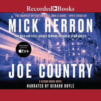 Download Joe Country by Mick Herron