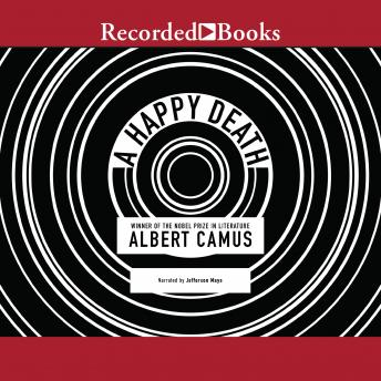 Happy Death, Albert Camus