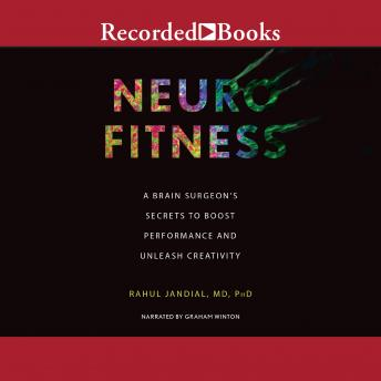 Download Neurofitness: A Brain Surgeon's Secrets to Boost Performance & Unleash Creativity by Rahul Jandial