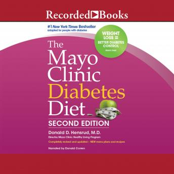 Mayo Clinic Diabetes Diet, 2nd Edition details