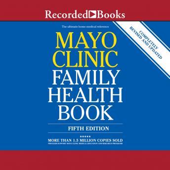Mayo Clinic Family Health Book, 5th Edition
