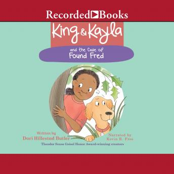 King & Kayla and the Case of Found Fred, Dori Hillestad Butler