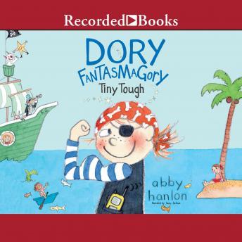 Dory Fantasmagory: Tiny Tough details