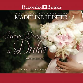 Download Never Deny a Duke by Madeline Hunter