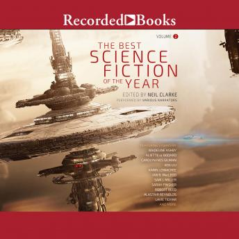 The Best Science Fiction of the Year, Volume 2