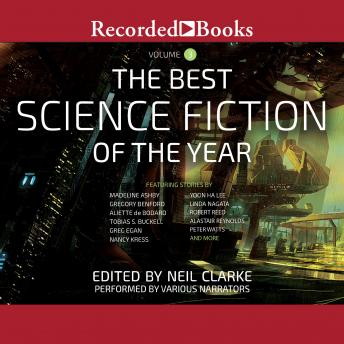 The Best Science Fiction of the Year, Volume 3