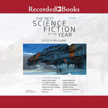 Best Science Fiction of the Year Volume 4 sample.