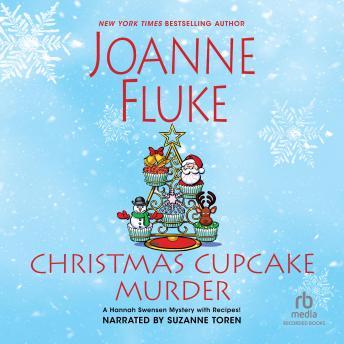 Christmas Cupcake Murder