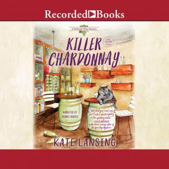 Killer Chardonnay details
