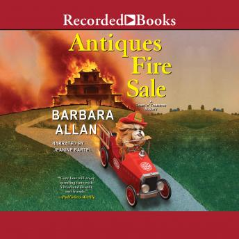 Antiques Fire Sale