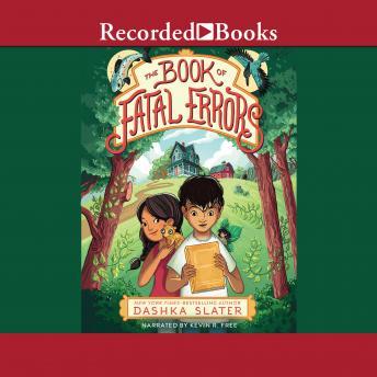 Book of Fatal Errors details
