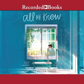 All He Knew, Helen Frost