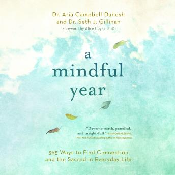 Mindful Year: 365 Ways to Find Connection and the Sacred in Everyday Life details