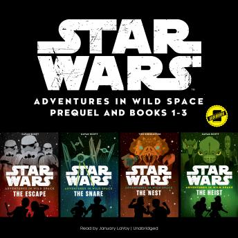 Star Wars Adventures in Wild Space: Books 1-3, Disney Lucasfilm Press