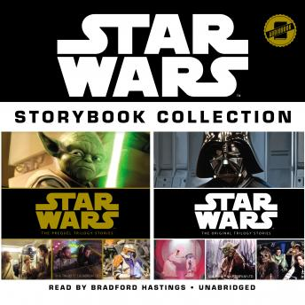 Star Wars Storybook Collection: Star Wars: The Prequel Trilogy Stories and Star Wars: The Original Trilogy Stories, Disney Press