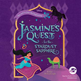 Jasmine's Quest for the Stardust Sapphire, Kathy Mccullough