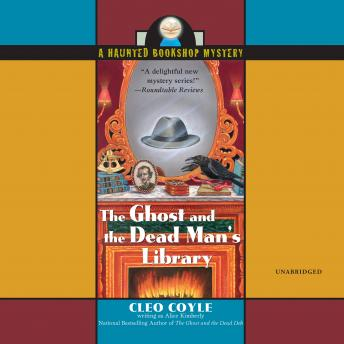 Ghost and the Dead Man's Library, Cleo Coyle