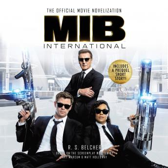 MIB International: The Official Movie Novelization