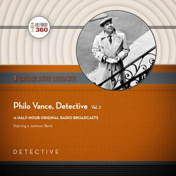 Download Philo Vance, Detective, Vol. 2 by Black Eye Entertainment