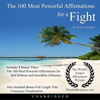 Download 100 Most Powerful Affirmations for a Fight by Jason Thomas