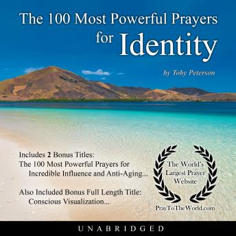 Download 100 Most Powerful Prayers for Identity by Toby Peterson