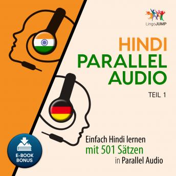 Download Hindi Parallel Audio - Einfach Hindi lernen mit 501 Sätzen in Parallel Audio - Teil 1 by Lingo Jump